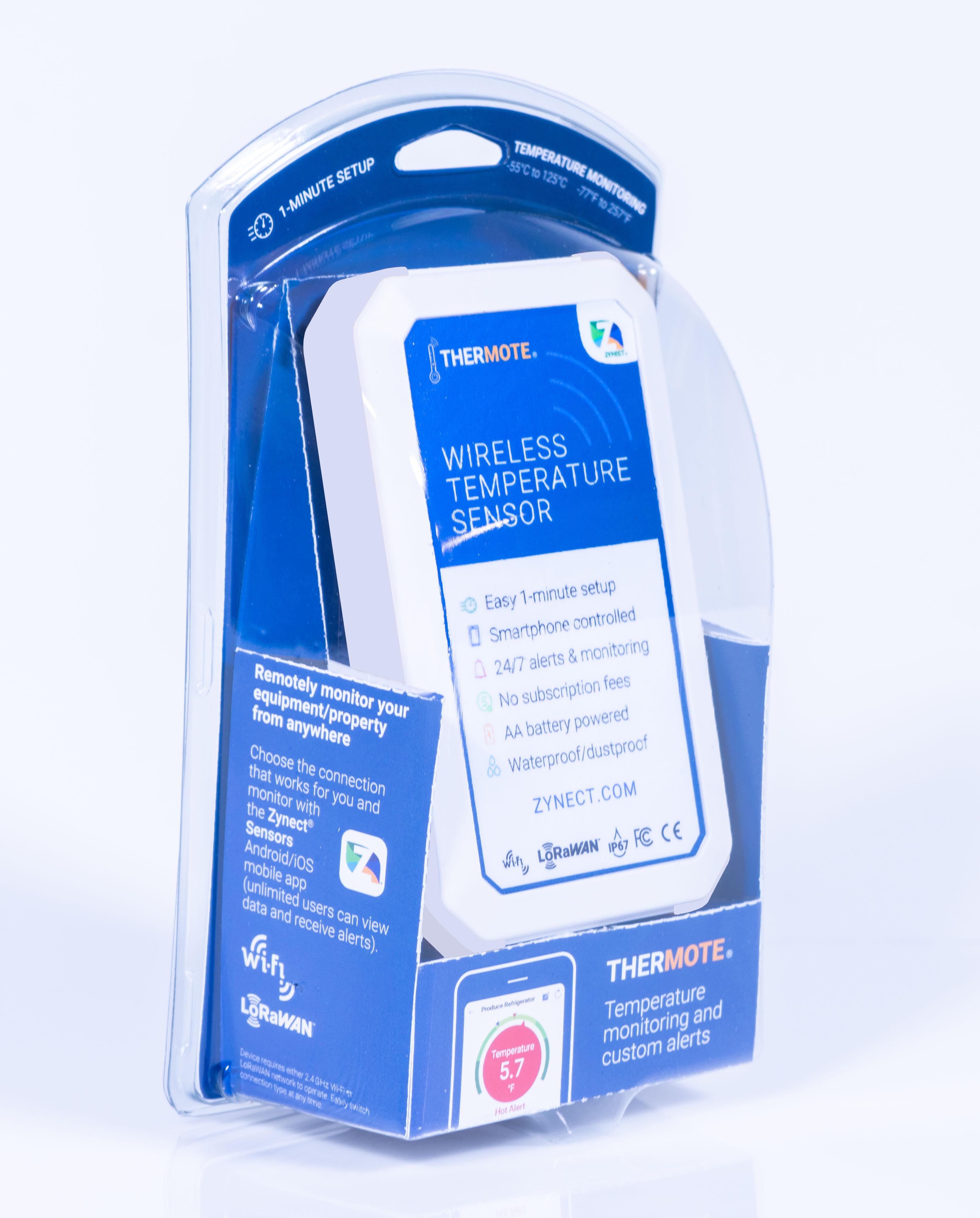 Thermote - Wi-Fi + LoRaWAN